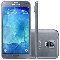 Smartphone Samsung Galaxy S5 New Edition DS 16GB - Dual Chip 4G Câm. 16MP + Selfie 5MP Tela 5.1""