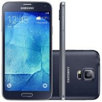 "Smartphone Samsung Galaxy S5 New Edition DS - 16GB Dual Chip Câm.16MP Tela 5,1"" Proc. Octa-Core"