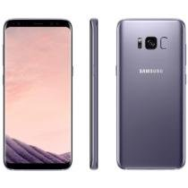 Smartphone Samsung Galaxy S8 64GB Ametista - Dual Chip 4G Câm. 12MP + Selfie 8MP Tela 5.8""