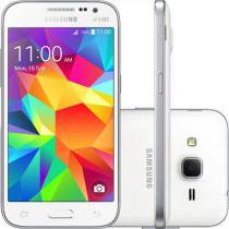 "Smartphone Samsung Galaxy Win 2 Duos TV 8GB - Dual Chip 4G C��m. 5MP Tela 4.5"" Proc. Quad Core"