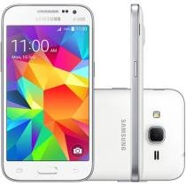 "Smartphone Samsung Galaxy Win 2 Duos TV 8GB - Dual Chip 4G Câm. 5MP Tela 4.5"" Proc. Quad Core"