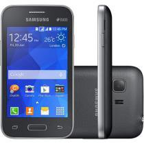 "Smartphone Samsung Galaxy Young 2 Pro Dual Chip - 3G Câm. 3MP Tela 3.5"" Proc. Dual Core Android 4.4"