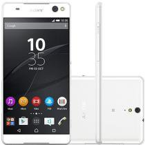 "Smartphone Sony Xperia C5 Ultra 16GB Dual Chip 3G - Câm. 13MP + Selfie 13MP Tela 6"" Proc. Octa Core"