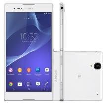 "Smartphone Sony Xperia T2 Ultra Dual 8GB Dual Chip - 3G Câm. 13MP Tela 6"" Proc. Quad Core Android 4.3"