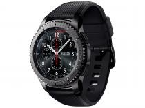 "Smartwatch Samsung Gear S3 Frontier - Tela 1.3"" Touch 4GB Proc. Dual Core"