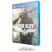 Sniper Elite 4 para PS4 - Rebellion