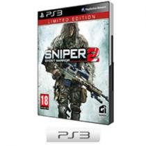 Sniper: Ghost Warrior 2 Limited Edition p/ PS3