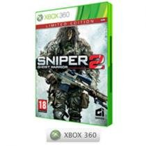 Sniper: Ghost Warrior 2 Limited Edition - p/ Xbox 360 - Ci Games
