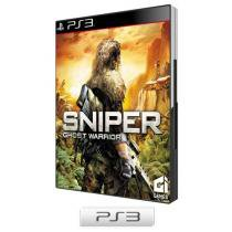 Sniper Ghost Warrior p/ PlayStation 3 - Ci Games