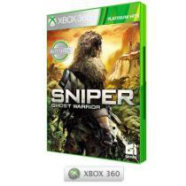 Sniper Ghost Warrior para Xbox 360 - Ci Games