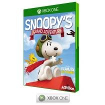 Snoopys Grand Adventure p/ Xbox One - Activision