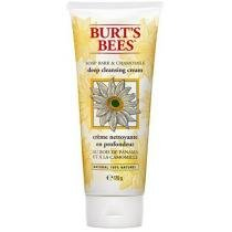 Soap Bark & Chamomile Deep Cleansing Cream - Burts Bees 170g