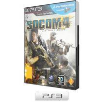 Socom 4 p/ PS3