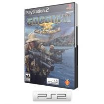 SOCOM II: U.S. Navy SEALs p/ PS2