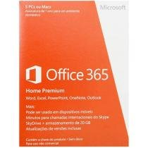 Software Office 365 Home Premium - Microsoft