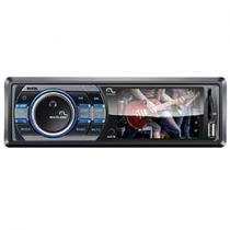 Som Automotivo Multilaser P3180 Tela LCD 3&#34;