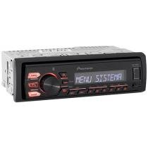 Som Automotivo Pioneer MVH-288BT Bluetooth - MP3 Player Entrada USB/Auxiliar