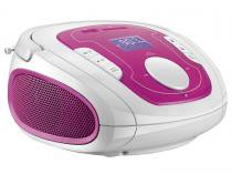 Som Portátil Bombox MP3 e Bluetooth - Multilaser SP187
