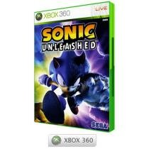 Sonic Unleashed p/ Xbox 360 - Sega