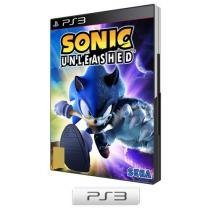 Sonic Unleashed para PS3 - Sega