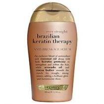 Soro Disciplinador Antiqueda 100ml - Ever Straight Brazilian Keratin Therapy - Organix