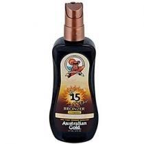 Spray Gel Instant Bronzer FPS 15 125ml - Australian Gold