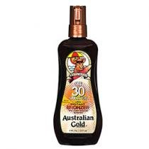 Spray Gel Instant Bronzer FPS 30 125ml - Australian Gold