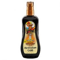 Spray Gel Instant Bronzer FPS 8 125ml - Australian Gold