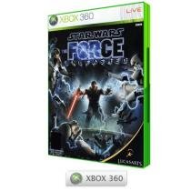Star Wars: The Force Unleashed p/ Xbox 360