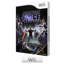 Star Wars: The Force Unleashed para Nintendo Wii - LucasArts