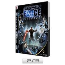 Star Wars: The Force Unleashed para PS3 - LucasArts