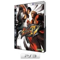 Street Fighter IV para PS3 - Capcom