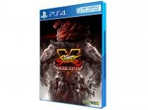 Street Fighter V Arcade Edition para PS4 - Capcom