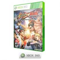 Street Fighter x Tekken p/ Xbox 360