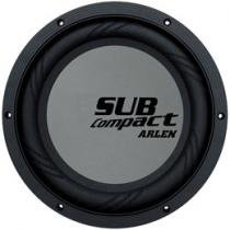 Subwoofer Arlen 10 150W RMS 4+ 4ohms - Compact