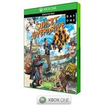 Sunset Overdrive para Xbox One - Microsoft Studios