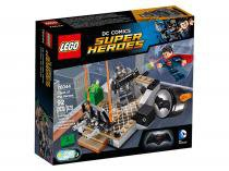 Super Heroes DC Comics Batman X Superman - Confronto de Heróis - LEGO