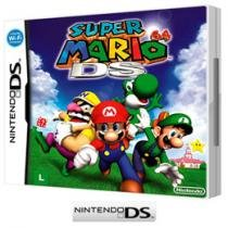 Super Mario Bros 64 p/ Nintendo DS