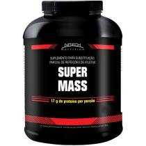 Super Mass Hipercalórico 3Kg Chocolate - Nitech Nutrition