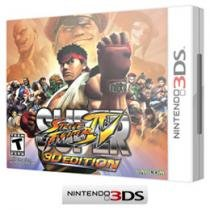 Super Street Fighter IV 3D Edition p/ Nintendo 3DS
