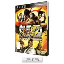 Super Street Fighter IV para PS3 - Capcom