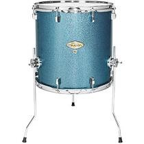 Surdo de Bateria Michael Elevation FTE1616 - Azul Sparkle