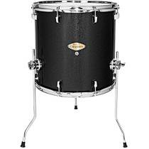 Surdo de Bateria Michael Elevation FTE1616 - Preto Sparkle