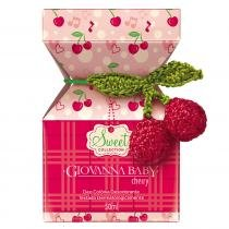 Sweet Collection Cherry Deo Colônia Giovanna Baby - 50ml - Perfume