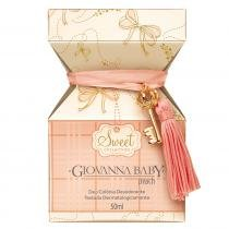 Sweet Collection Peach Deo Colônia Giovanna Baby - 50ml - Perfume
