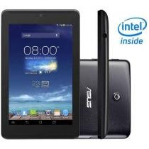 Tablet Asus Fonepad 7 8GB Tela 7 3G Wi-Fi - Android 4.2 Proc. Intel Atom Dual Core Câmera 5MP