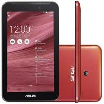 Tablet Asus Fonepad 7 Dual SIM 8GB Tela 7 3G - Wi-Fi Android 4.4 Proc Dual Core Câm 5MP + Frontal