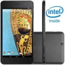 Tablet Dell Venue 7 8GB Tela 7 3G Wi-Fi - Android 4.4 Proc. Intel Atom Câm. 2MP + Frontal