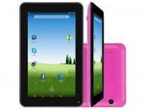 Tablet DL e-Volution S 8GB 7 Wi-Fi Android 4.4 - Proc. Dual Core Câmera Integrada