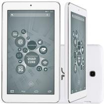Tablet DL X-Quad Core 8GB 7 Wi-Fi Android 4.4 - Câmera Integrada